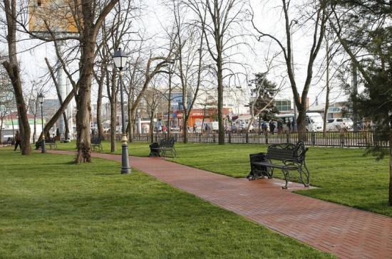 В Краснодарском крае благоустроят 116 парков и дворов