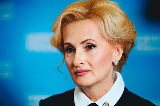 Яровая назвала преступлением законопроекты США о противодействии России