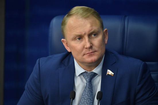 Депутат оценил резолюцию Европарламента о «дезинформации» со стороны России