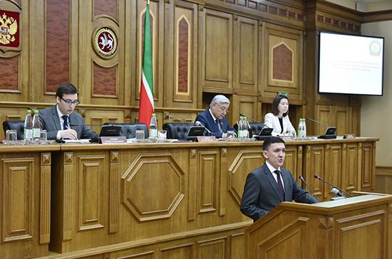 В Татарстане предложили установить статус молодого специалиста