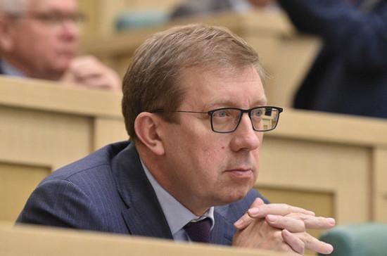 Сенатор Майоров рассказал, какие люди нужны в селах