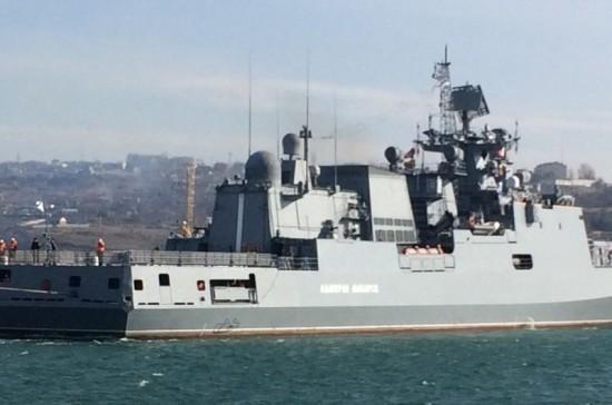 В Севастополе все желающие смогут побывать на новейших кораблях Черноморского флота