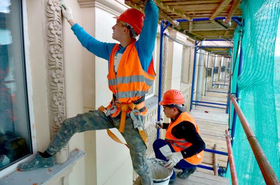 Реставрация в Петербурге станет делом добровольным