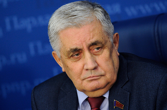 Шурчанов: Грудинин оправдает возложенные на него обязанности в качестве депутата Госдумы