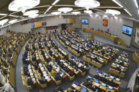 Госдума направила Председателю Правительства обращение по вопросам реализации нацпроектов