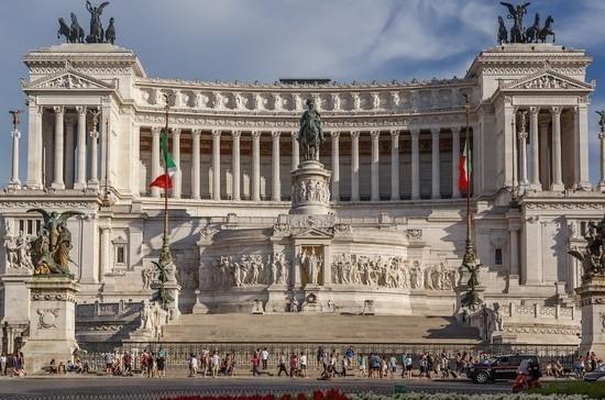 Ради объединения страны итальянцы взяли в плен Папу Римского