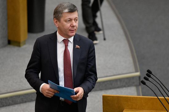В Госдуме назвали «лучший рецепт» противодействия санкциям против России