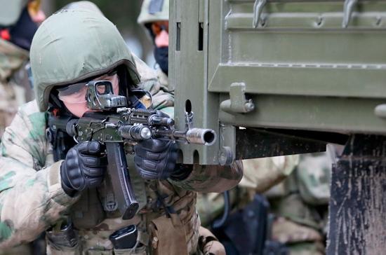 Росгвардия предлагает создать единую электронную систему оборота оружия