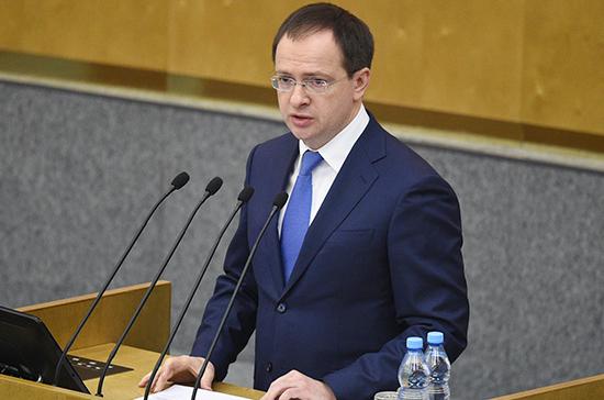 Мединский надеется на увеличение субсидии на поддержку кино до 3 млрд рублей