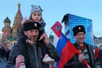 Пять лет «крымской весне»