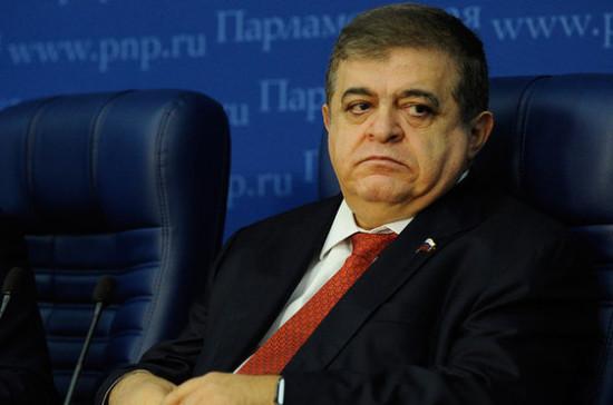 Джабаров прокомментировал слова Болтона о переговорах по разоружению