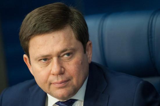 Крым окончательно интегрировался в жизнь страны, заявил Кривоносов