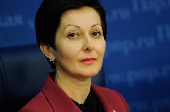 Бондарь рассказала о контроле за реализацией нацпроекта «Цифровая экономика»