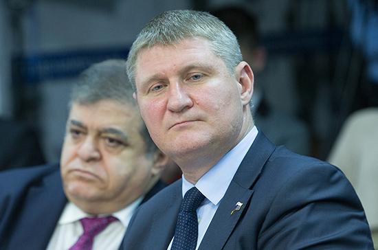 Шеремет назвал справедливым предложение компенсировать Крыму потери от нахождения в составе Украины
