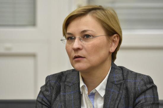 Бокова подготовила поправки к законопроекту о проверке мобильных абонентов