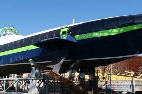 Скоростная «Комета» снова выйдет на маршрут Севастополь — Ялта в конце апреля