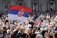 Беспокойная Сербия