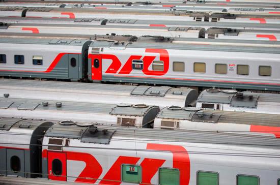 Правительство утвердило правила противопожарного режима для поездов