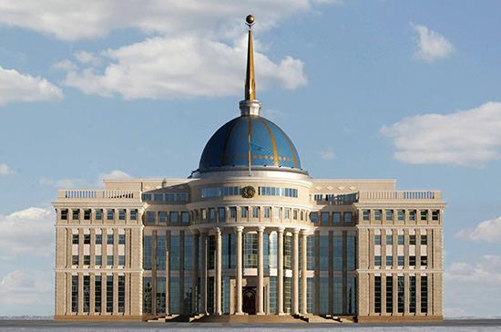 Матвиенко: в переходный период Казахстан — в надёжных руках