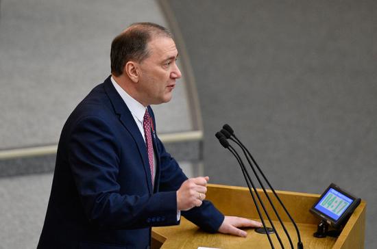 Белик: за пять лет удалось создать законодательную базу для развития Крыма