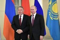 Назарбаев обсуждал с Путиным свое решение об отставке