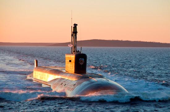 Эксперт: ракетоносец «Борей» стал универсальным боевым кораблём