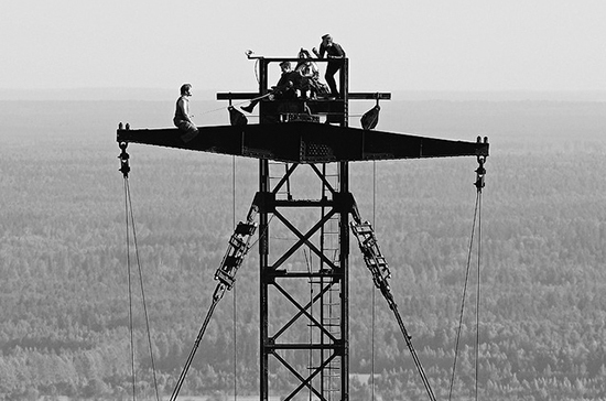 Самую мощную радиостанцию 30-х годов разработали в России