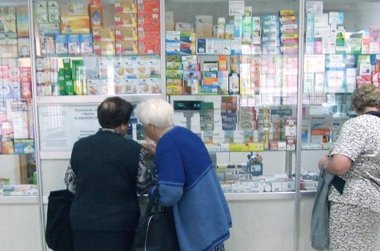 Депутаты выяснят причину пропажи некоторых жизненно важных лекарств из аптек