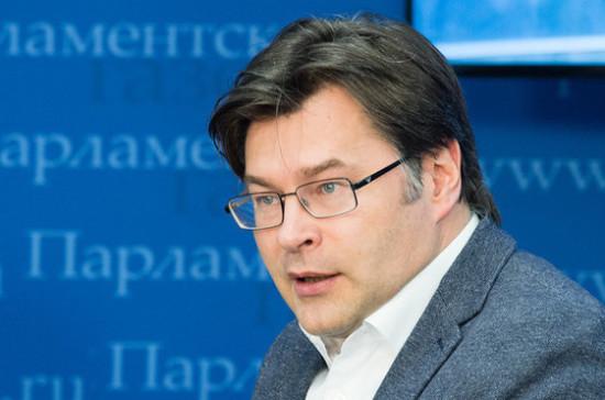 Мухин: заявление Володина о потерях Крыма в составе Украины стало триггером к введению санкций