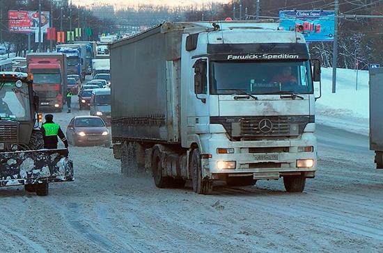 Ространснадзор оштрафовал пользователей «Платона» на 1,4 млрд рублей за полгода