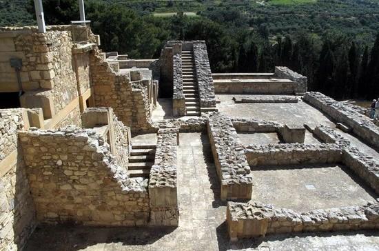 Лабиринт Минотавра могли найти на 20 лет раньше