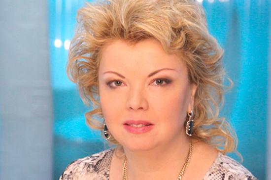 Ямпольская заявила о необходимости соцподдержки молодых работников культуры на селе