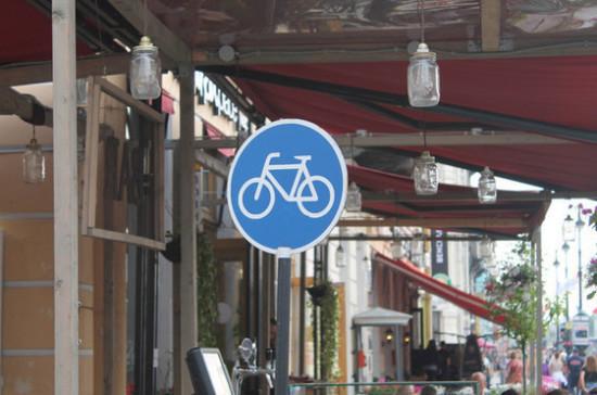 В Петербурге появятся две новые велодорожки