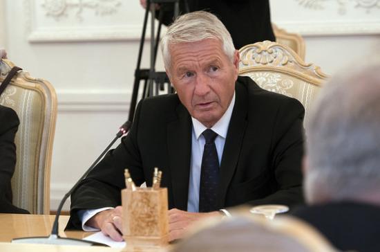 Генсек Совета Европы призвал сохранить членство России в организации