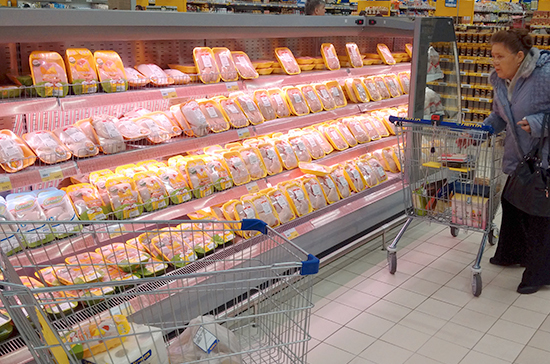 Ростовская область попросит полномочий для борьбы с пищевым фальсификатом