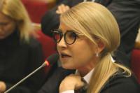 Тимошенко рассказала об антикоррупционном расследовании против Порошенко в ЕС