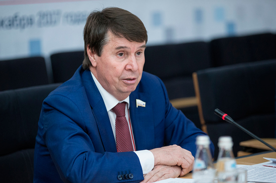 Цеков отметил рост экономики Крыма