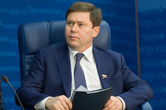 В Госдуме оценили перспективу въезда в Турцию по российским паспортам