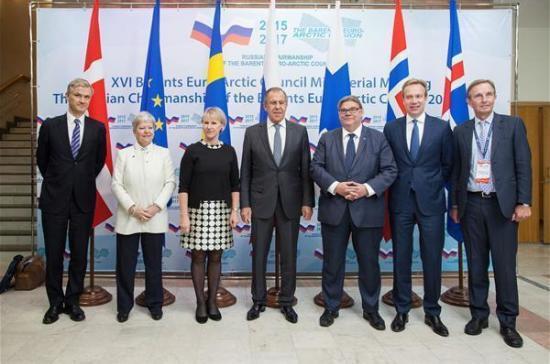 Сотрудничество в Баренцевом регионе станет одной из ключевых тем арктического форума