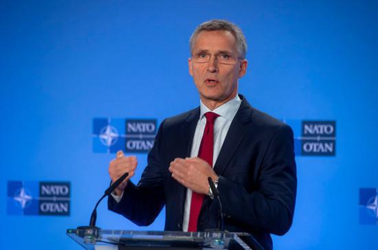 Грузия рано или поздно станет членом НАТО, заявил Столтенберг