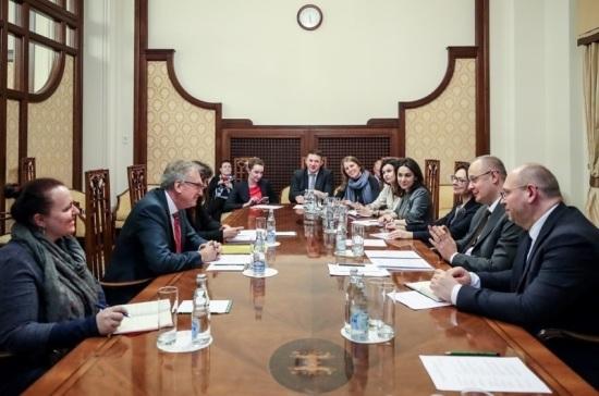Премьер-министр Норвегии приедет на Международный арктический форум