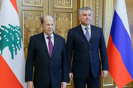 Президент Ливана раскритиковал решение США по Голанским высотам