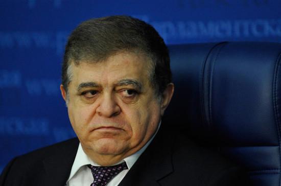 Джабаров прокомментировал законопроект США о борьбе с энергетическим влиянием России