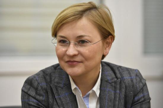 Бокова рассказала о законодательных инициативах по регулированию цифровой среды