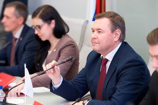 Молодёжному парламенту Красноярского края могут дать право законодательной инициативы