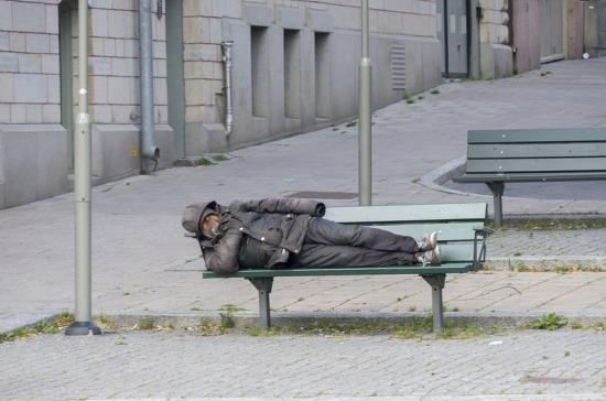 Петербургским бездомным дадут жильё