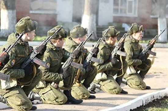 В России изменились правила военной подготовки
