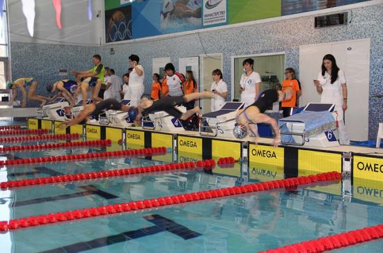 В Краснодаре стартовал чемпионат России по плаванию среди спортсменов с ПОДА