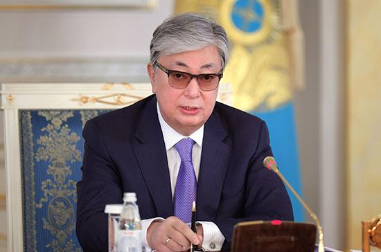 Новый президент Казахстана проведёт переговоры с Путиным