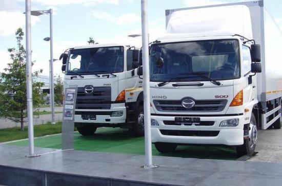 Завод по производству грузовиков Hino начнут строить в Химках в конце апреля